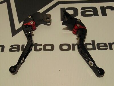 Suzuki	SV 650 1999-2010	Brake- and clutchlever