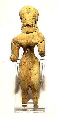 Statuette Abgott - Indus Valley - 2600 B.C - Fruchtbarkeit * Mother Goddess