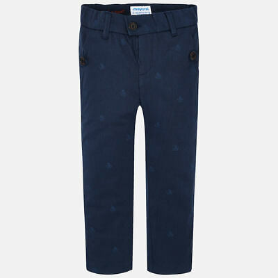 New Mayoral Boys slim fir detailed chinos, Age 2 years (4513)