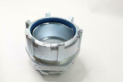 """Thomas And Betts 4"""" Liquidtight Steel Connector"""