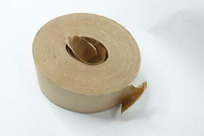 Qty 20-General Purpose Reinforced Gummed Paper Tape 2-3/4 in x 375 ft Roll Brown