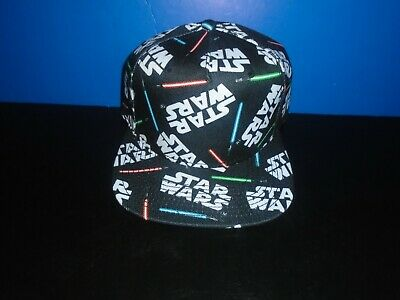 STAR WARS EWOK BASEBALL CAP ADJUSTABLE STRAP NWT NEFF