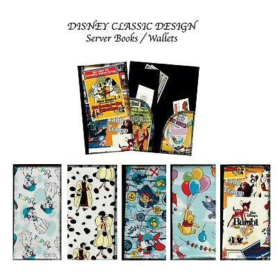Disney Classic Material / Server Book - Wallet