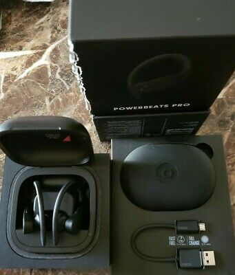 Beats by Dre Powerbeats Pro Wireless Bluetooth Headphones Black