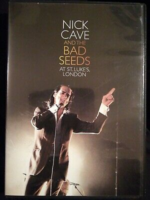 Nick Cave And The Bad Seeds At St. Luke's London - Dvd