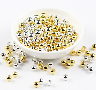 Big Hole Glass Beads Rhinestone Crystal Jewellery Making Spacer Charm Pendant