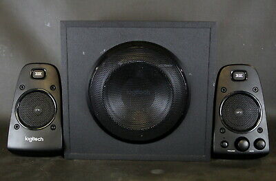 Logitech Z623 Computer Speakers With Sub Woofer