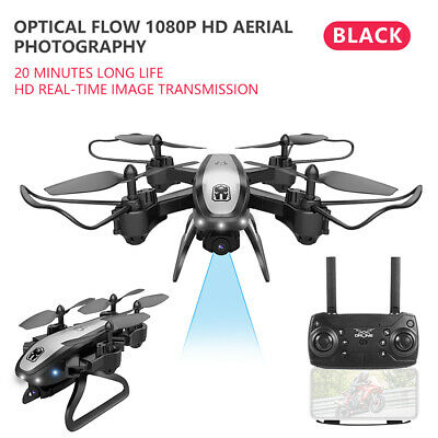 Feichao KY909 4K HD Camera FPV WIFI Optical Flow RC Positioning Drone Folding