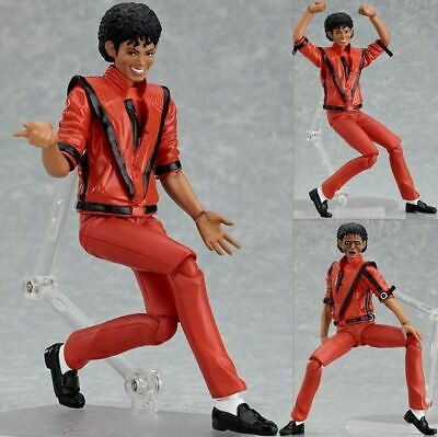 """14cm Michael Jackson MJ Zombie """"Thriller"""" Action Figure Doll Toy Limited Edition"""