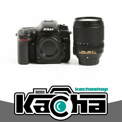 NEUF Nikon D7500 Digital SLR Camera + AF-S DX 18-140mm f/3.5-5.6G ED VR Lens