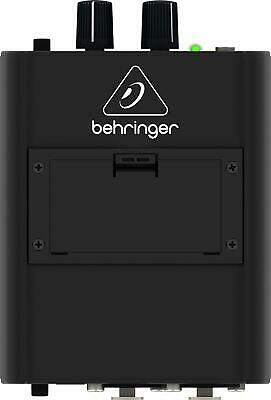 Personal In-Ear Monitor Behringer Powerplay P1 Amplifier Switchable Stereo/Mono