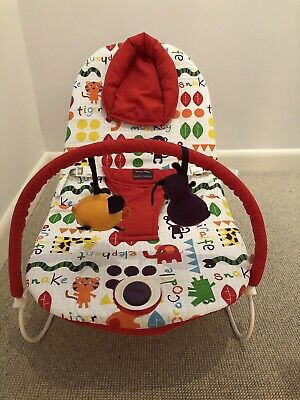 HANGING TOYS New MAMAS /& PAPAS BUBBLE ANIMALS BOUNCER CHAIR TOY RAIL ARCH