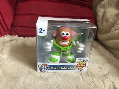 Disney Pixar Toy Story 4 Mini Mr Potato Head Figure - BUZZ LIGHTYEAR