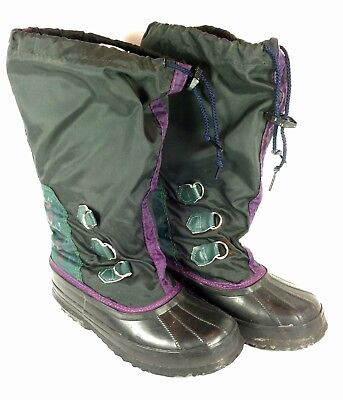 cheap for sale fashion style low priced WOMENS SOREL FREESTYLE Rubber Sole Snow Boots Size 6 Removable ...