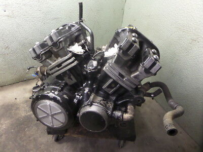 1986 Yamaha Vmx12 Vmax 1200 Complete Engine Compression Tested