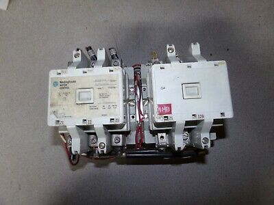 Westinghouse A211K3CA Reversing contactor Motor Control *FREE SHIPPING*