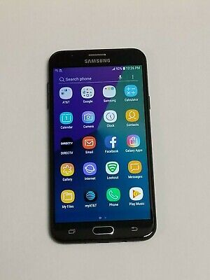 Samsung Galaxy J7 J727A 16GB Black GSM AT&T UNLOCKED
