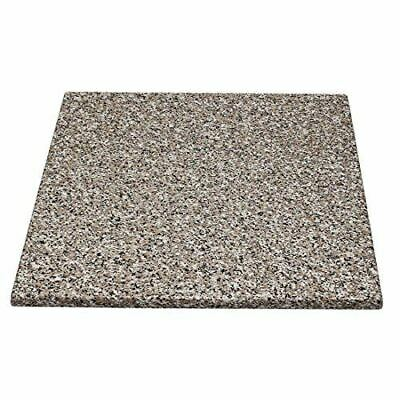 Bolero Square 700mm Table Top Granite Effect Dining Restaurant Bar