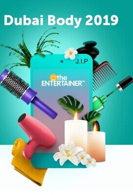 Entertainer Dubai Body 2019 App E Vouchers BOGOF Spa Treatments Armani Shuiqi ++