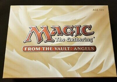 Magic the Gathering MTG FTV From The Vault Angels Factory Sealed New In Box Rare