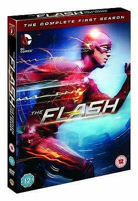 The Flash - Season 1 Grant Gustin, Candice Patton NEW SEALED UK REGION 2 DVD PAL
