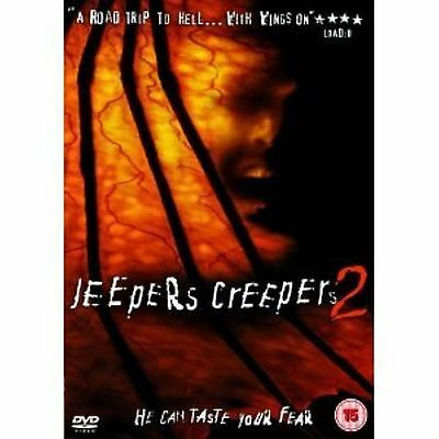 Jeepers Creepers 2 - Jonathan Breck, Ray Wise Brand New Sealed UK Region 2 DVD