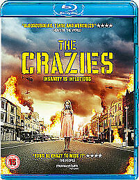 The Crazies - Timothy Olyphant, Radha Mitchell, Danielle Panabaker, Joe Blu-ray
