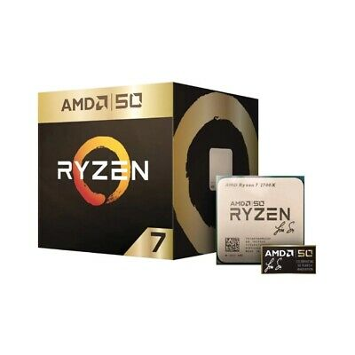 AMD RYZEN 7 2700X Gold Edition 8-Core 3.7GHz 16MB AM4 Desktop Processor CPU