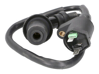 Kymco Like 125 HT Lead Ignition Coil  /& Cap 2 Pin