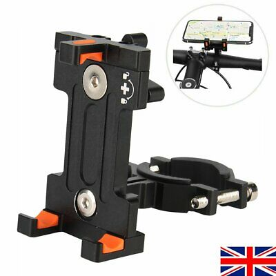 Bicycle Aluminum Mobile Phone Holder Mount Bracket For Motorcycle Bike Handlebar
