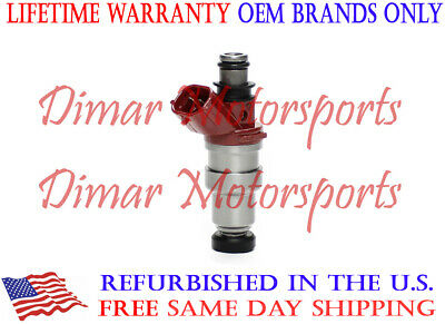 6 New OEM Ford Bosch Fuel Injector Fits Contour Mystique 0280155911 Set Of 6