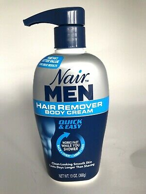 Nair Men Hair Removal Cream 13 Oz 16 22 Picclick