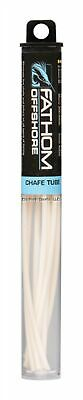 Fathom Offshore CT-1.9-WHT Chafe Tube Sz1.9mm ID White Fits