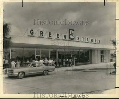 1967 Press Photo New store of Sperry & Hutchinson Green Stamps in Stumpf Center