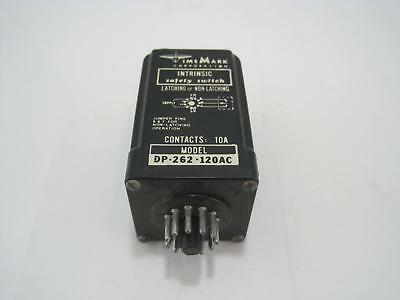 Time Mark Intrinsic Safety Switch DP-262-120AC 10A Relay