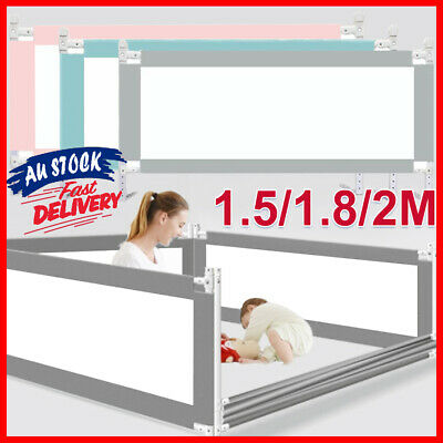 Summer Infant Baby Bed Rail Universal Lift Adjustable Toddler Guard Child ACB#