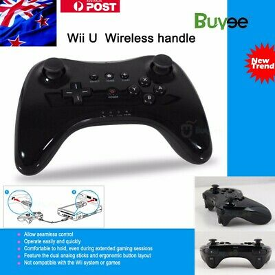 Wireless Bluetooth Remote Controller Gamepad Joypad for Nintendo Wii Console AU