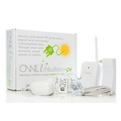Owl Intuition-PV Cloud Based Energy Monitor for Solar PV