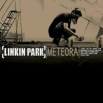 Linkin Park - Meteora - UK CD album 2003