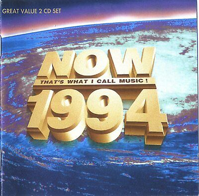 Various Artists - Now That's What I Call Music! 1994 - UK CD album 1994