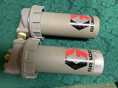 Graco Model 234409 And 234408 Filters - Used