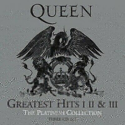 Queen - Greatest Hits I II & III: The Platinum Collection Remastered Album - CD