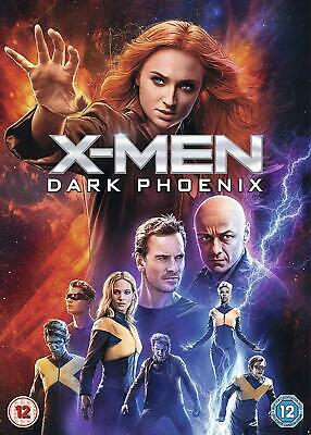 X-Men: Dark Phoenix (DVD) Brand New & Sealed