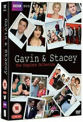 Gavin & Stacey: The Complete Collection - UK Region 2 DVD - Joanna Page