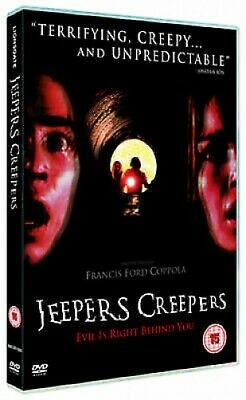 Jeepers Creepers - UK Region 2 DVD - Gina Philips
