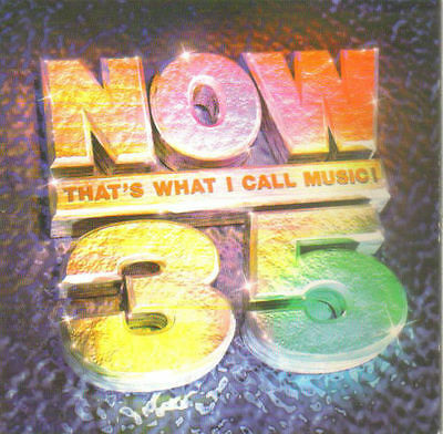 Various Artists - Now That's What I Call Music! 35 - UK CD album 1996