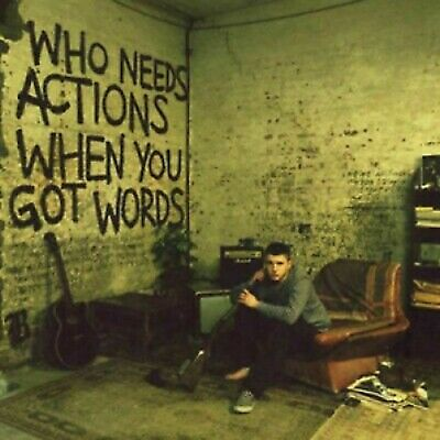 Plan B - Who Needs Actions When You Got Words - UK CD album 2006