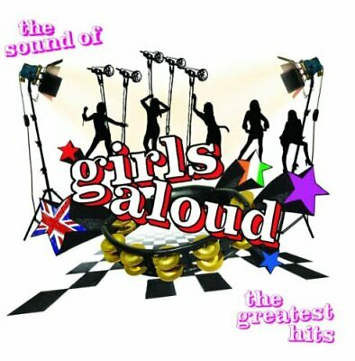 Girls Aloud - The Sound Of Girls Aloud (The Greatest Hits) - UK CD album 2006