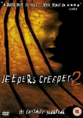 Jeepers Creepers 2 - UK Region 2 DVD - Ray Wise