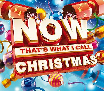 Various Artists - Now That's What I Call Christmas - UK CD album 2015